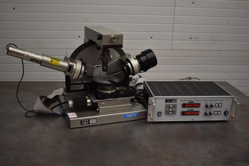 Ellipsometer, 115V, L115B, Gaertner, Motorized Stage, TESTED, No Computer