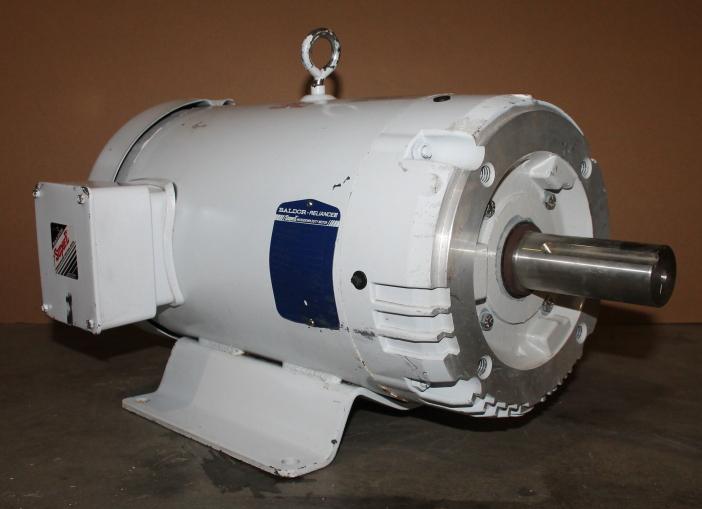 Baldor-Reliance Super-E Motor, CEWDM23994T