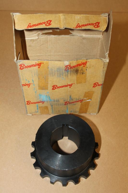 Browning C6018 Keyed Coupling Hub, 1-3/4