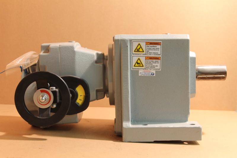 Stober C402N0630TD270K56 Comtrac Adjustable Speed Drive w/ C-Series Reducer