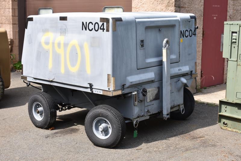 Nitrogen Generator, Aviation, Portable High Pressure On-Site 0-4000 PSI, 15CFM
