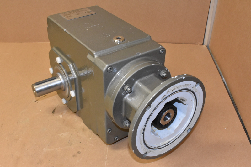 Stober K303VG0680MR140/050F Speed Reducer, 1.31HP, 26 RPM, Right Angle