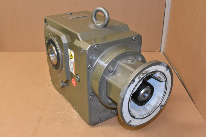 Stober K514AG2250MR160/050F Speed Reducer, 1.05HP, 7.8 RPM, 225:1 Ratio