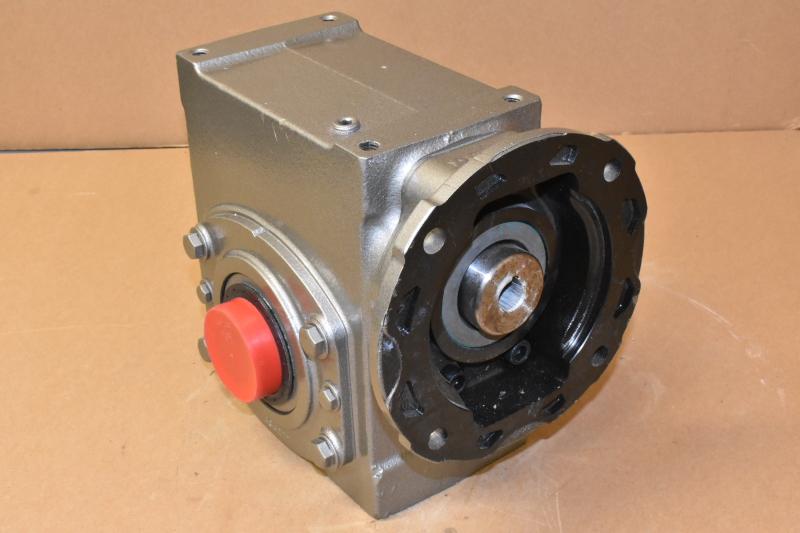 Tigear 2, Right Angle Speed Reducer, 60:1 Ratio, 1.08HP, Baldor-Dodge, 26QZ60H56