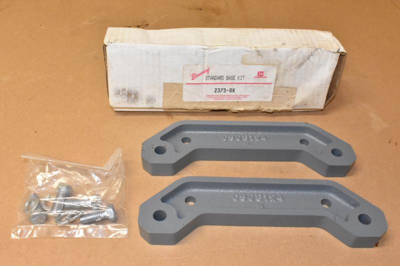 Browning-Morse RAIDER 237S-BK Standard Horizontal Base Kit for Speed Reducers