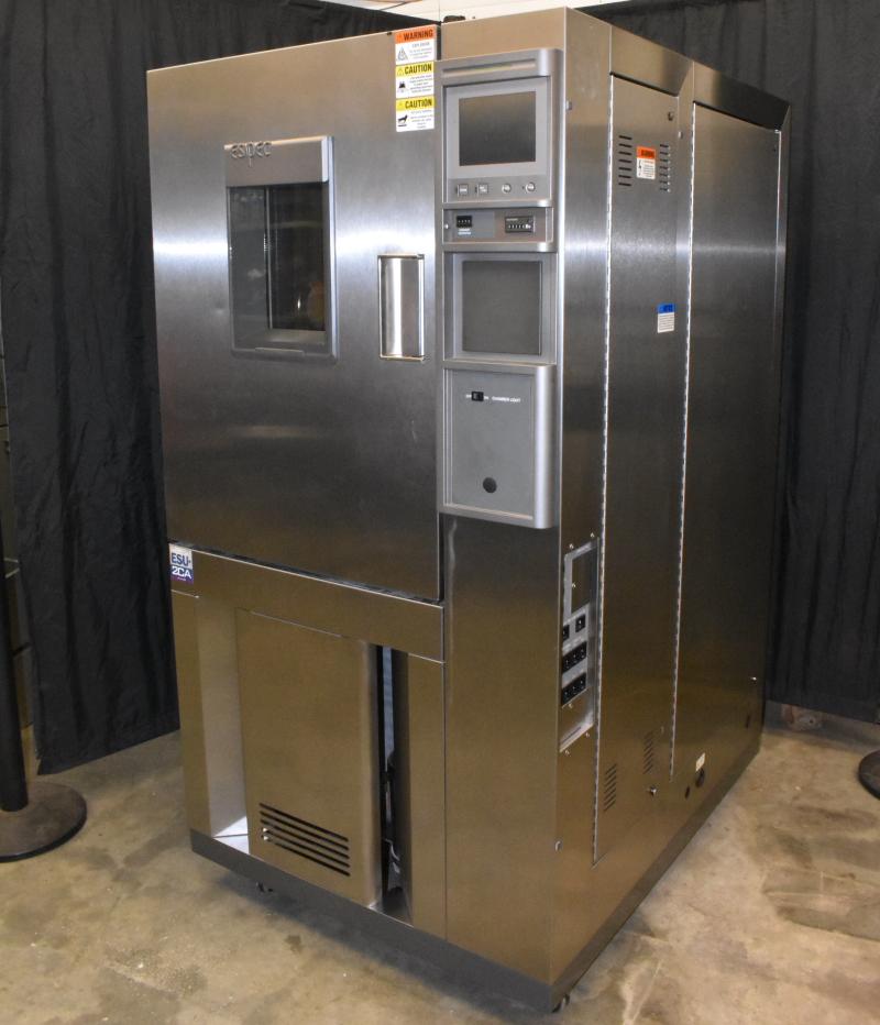 Espec ESU-2CA Environmental Chamber, Hot/Cold, -35 to 150 C, 208V, TESTED