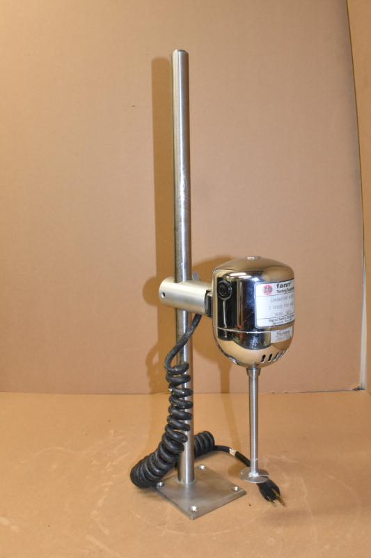 Fann Model 10275, 2 Speed Mixer, 115V, 60Hz, Laboratory Mixer