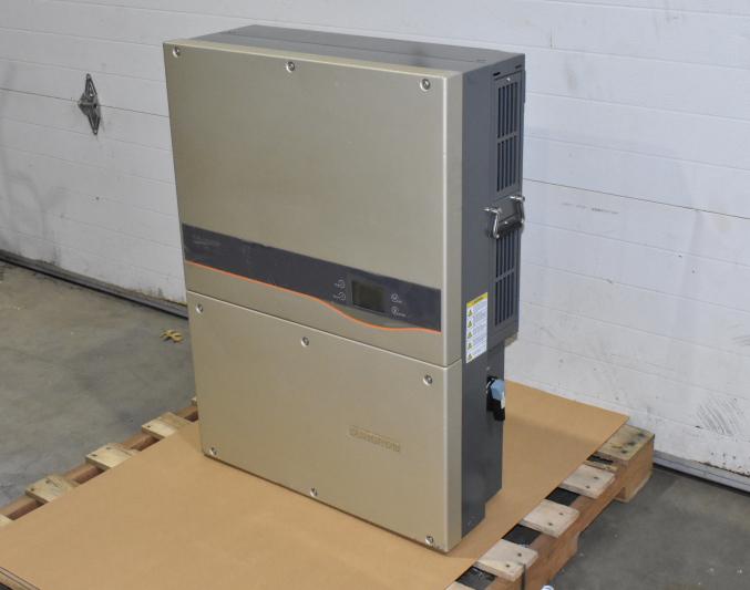 Grid-Connected Inverter, SG60KU-M, Sungrow Power, 1kVDC, 480V, 3ph, 60kW AC