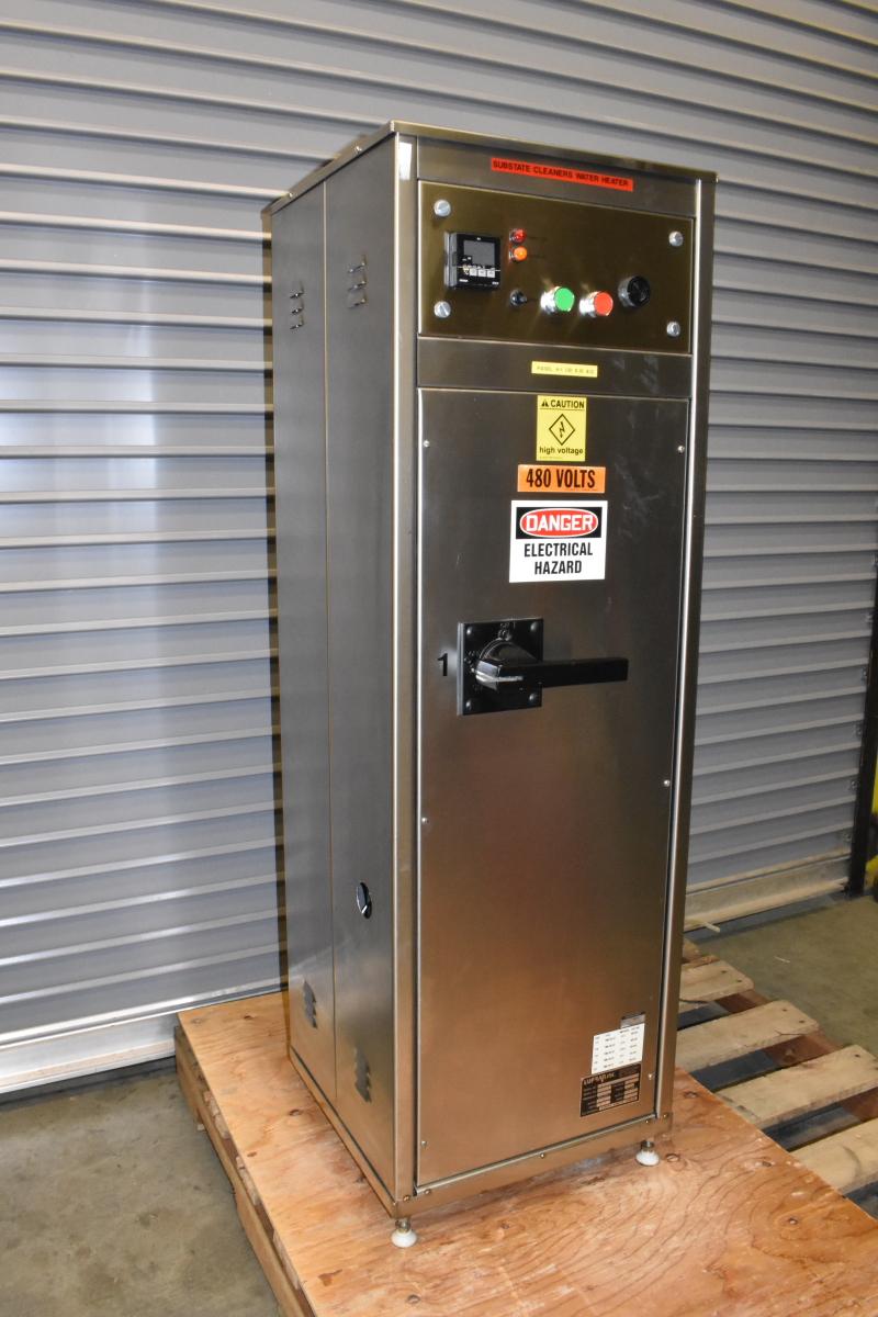 DI Water Heater, Lufran, 48 kW, 048-TVO-480-00-14SSL-999