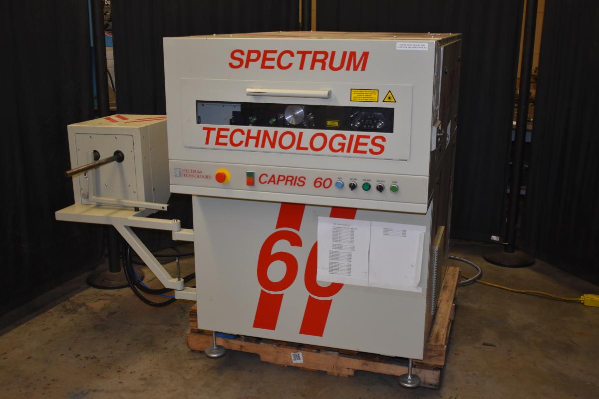 Spectrum Technologies Laser Wire Marker, Capris 60 FOR PARTS OR REPAIR
