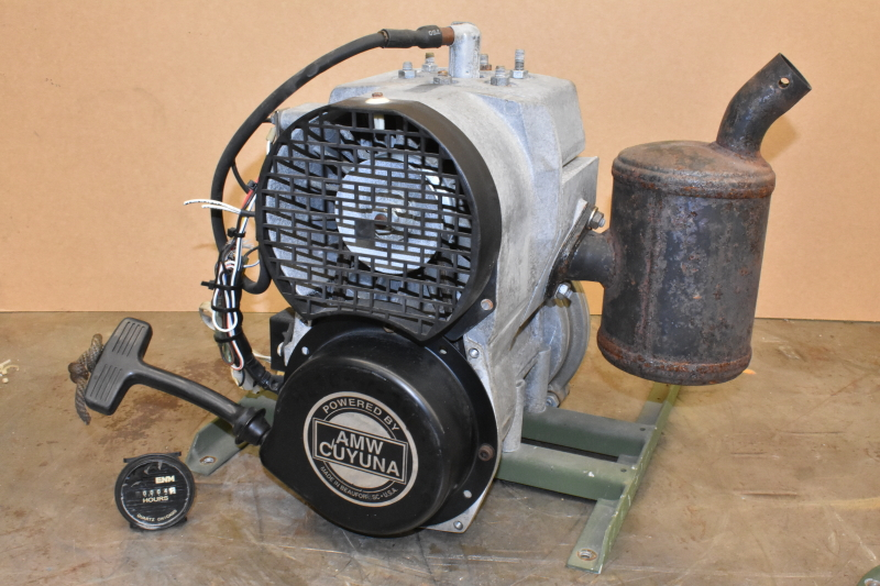 Cuyuna 2SI 215cc Two stroke international Engine single cylinder