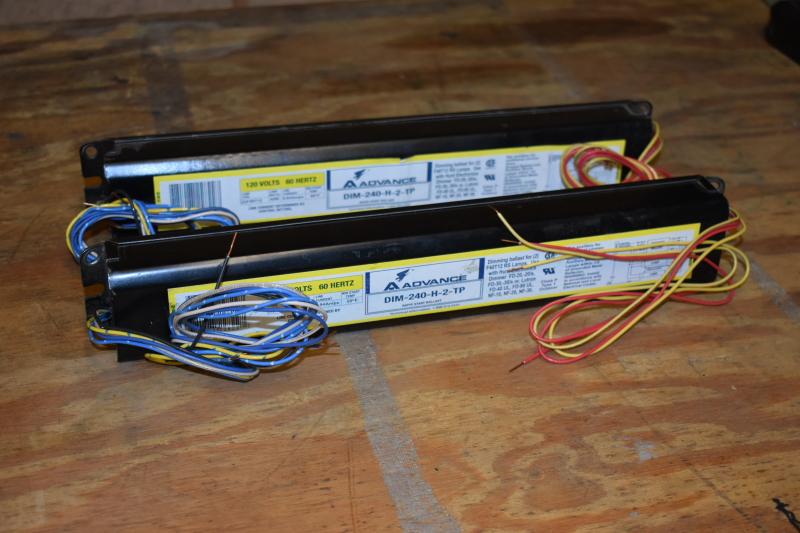 120 volt  ballast DIM-240-H-2-TP LOT OF TWO