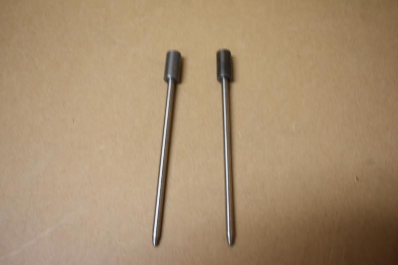 DeVilBiss MBC-496-C Fluid Needle LOT OF TWO
