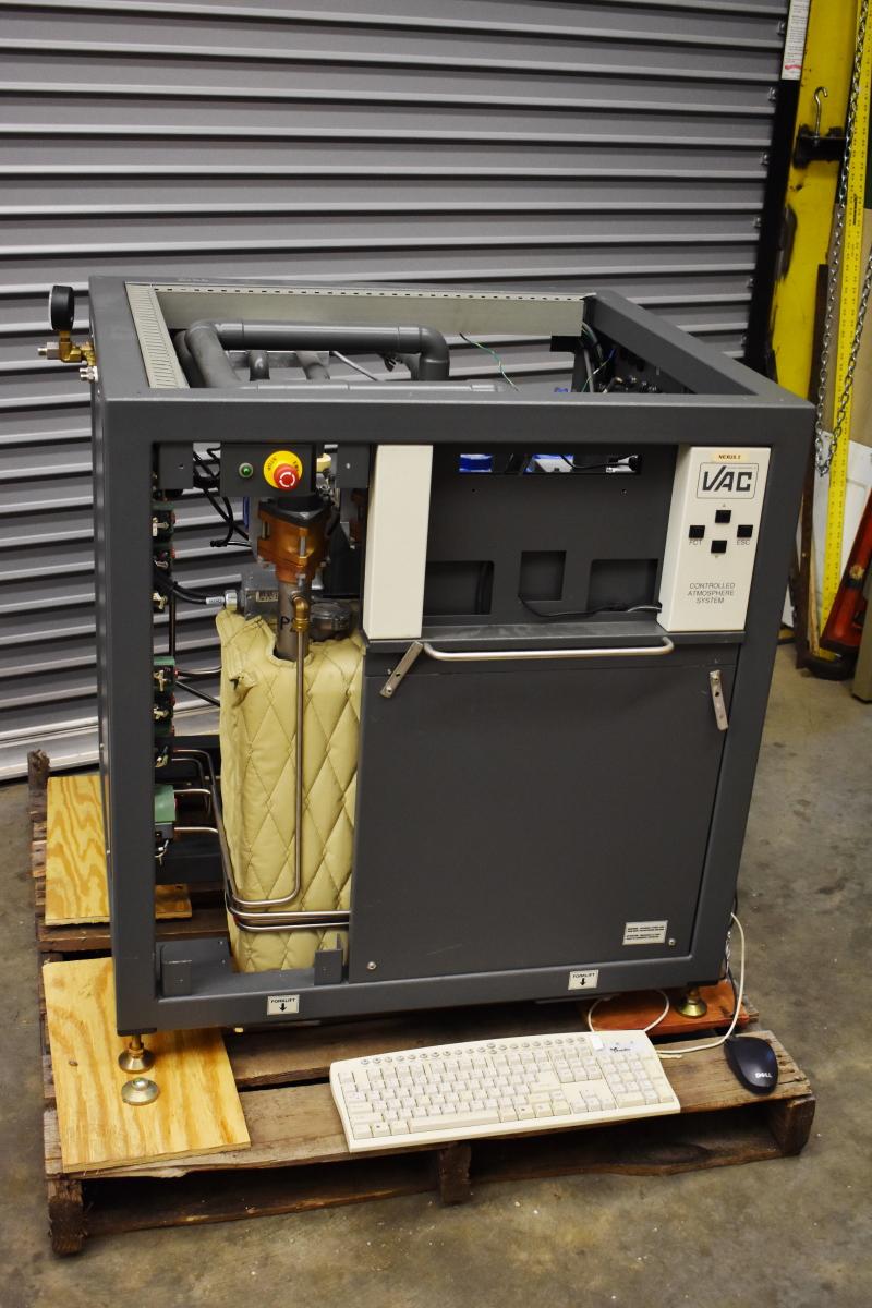 Vacuum Atmospheres Nexus DRI-Train Inert gas purification system