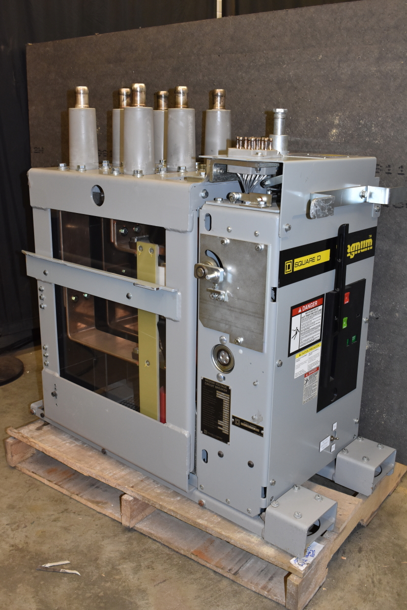 Breaker Square D 5GSB2-350-1200 for GE Magne-blast AM4.16-350-1200