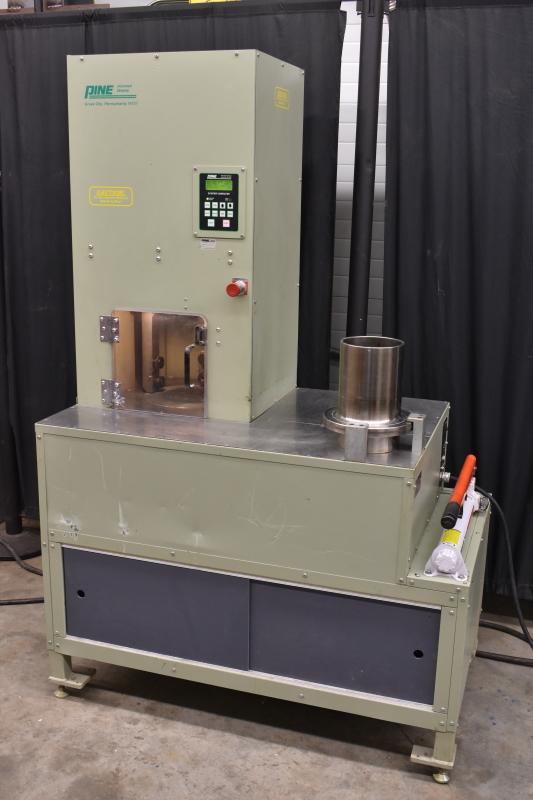 Pine AFGC125X Superpave Gyratory compactor