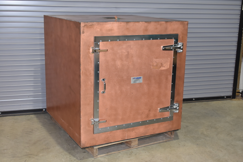 Lindgren RF Chamber shielded enclosure 44x45x45 ID