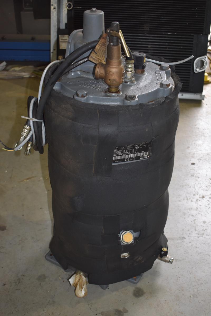 Atlas Copco oil separator air receiver for GA90 screw compressor