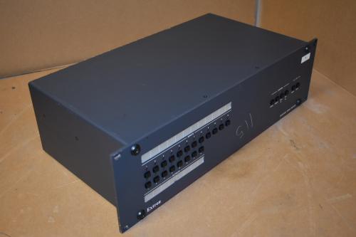 Extron Crosspoint Series Wideband Matrix Switcher RGBHV 84HV 60-219-02