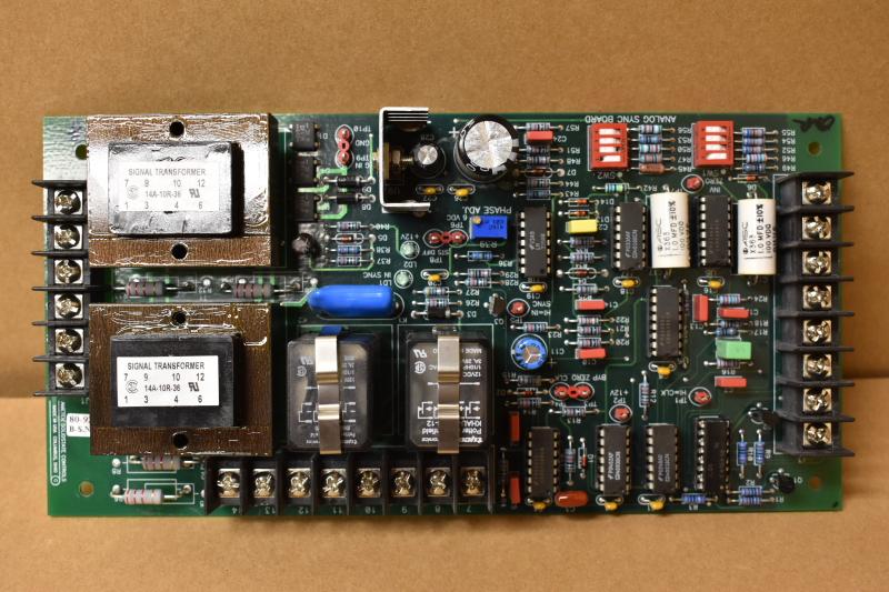 Amtek 80-9230302-90 Analog Sync Board