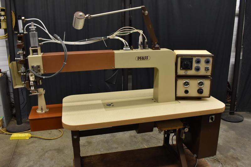PFAFF 8304/002 Hot Wedge, Heat Sealing Machine